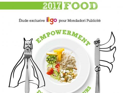 Infografood pour Mondadori France