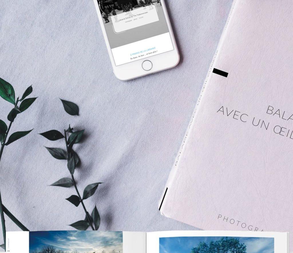 """Librairie Solvay - 2020 - book - LIVRE """"BALADE AVEC UN ŒIL CURIEUX"""""""